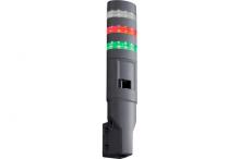 LED signální maják LD6A-3WZQB-WRG