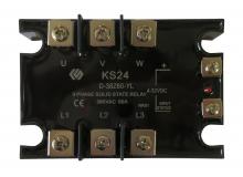 Třífázové polovodičové relé KS24/D-380A25Z-YL3