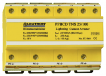 Přepěťová ochrana IP BC TNS 25/100/FM