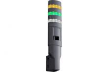 LED signální maják LD6A-3WZQB-YGW