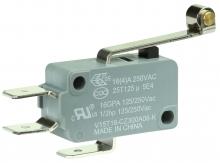 Mikrospínač V15T16-CZ300A06, 10 ks