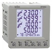 Multifunkční měřicí přístroj MFM384-C-CU-G