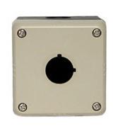 Krabička pro 1 ovladač, průměr 22 mm