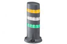 LED signální maják LD6A-3DQB-YWG