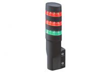 LED signální maják LD6A-3DQB-RRG