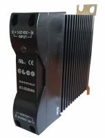Polovodičové relé s chladičem SC1-22D25600C