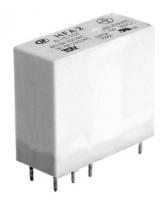 2pólové relé s nuceně vedenými kontakty HFA2/24-2ZST