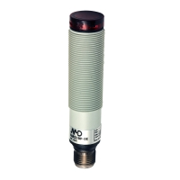 Optický snímač v kovovém provedení FAIH/00-0E