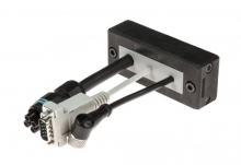 Rámová dělená kabelová průchodka DES L3