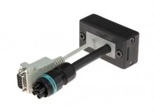Rámová dělená kabelová průchodka DES L2