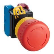 Nouzové tlačítko YW1B-V4E02R