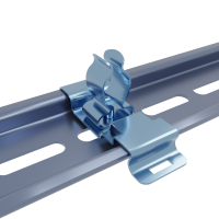 Stínicí kabelová spona na DIN lištu MSD2 7-9