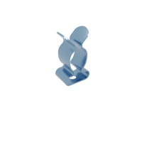 Stínicí kabelová spona MSS2 3-6